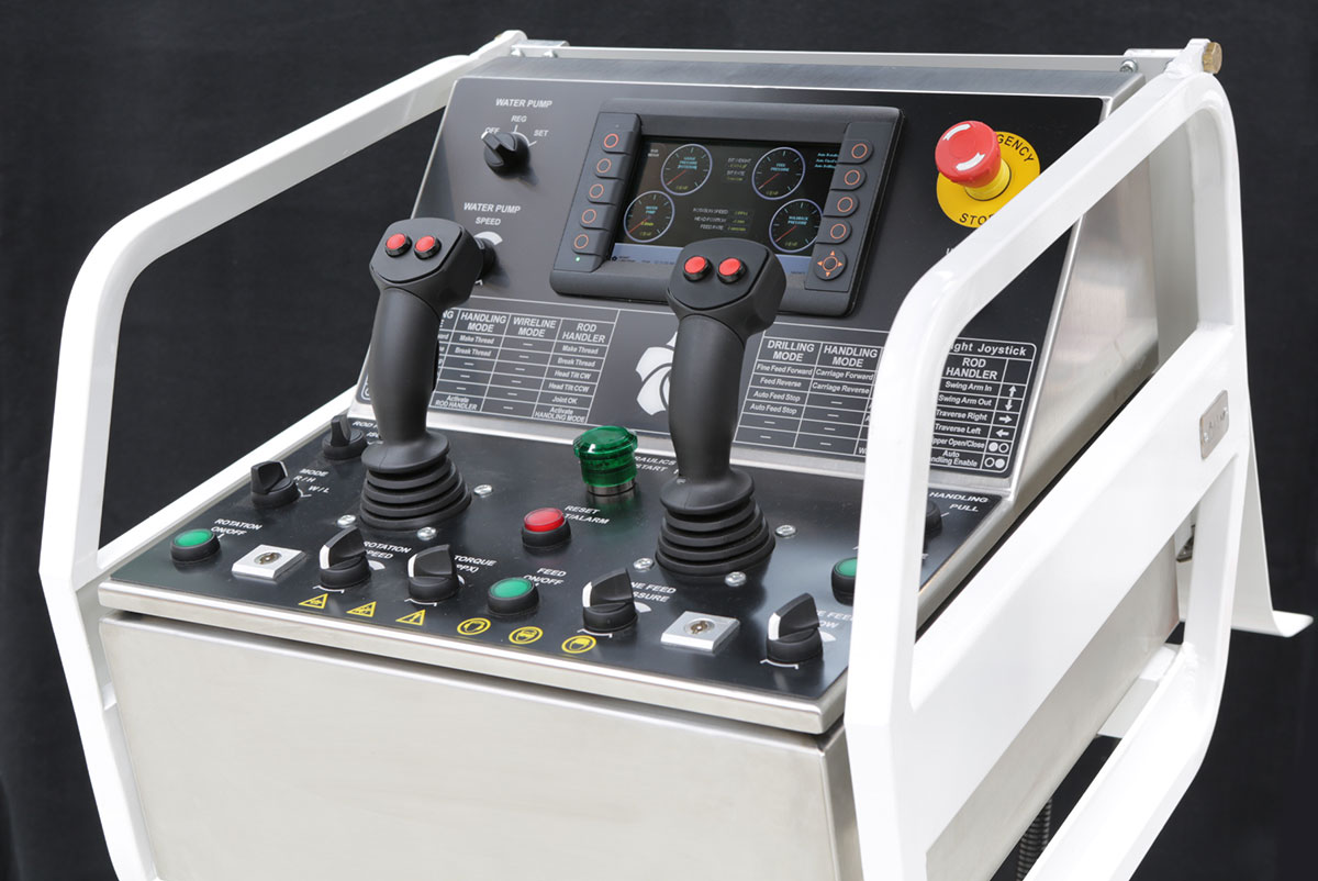 Drill Control Interface (DCi)